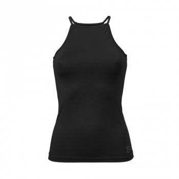 Performance Halter Singlet Dame - Sort