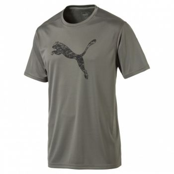 Essential Cat Tee - Castor Grey