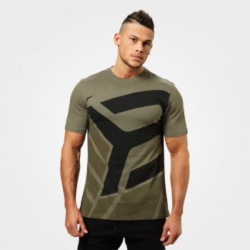 Bronx T-Shirt - Washed Green