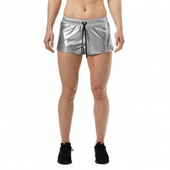 Nolita Shorts - Metallic