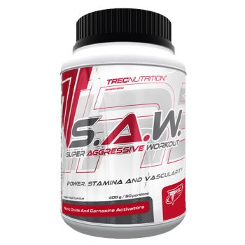 Saw Pre Workout 400 g