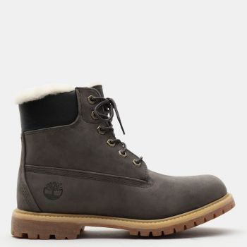 6 Inch Premium Shearling Lined Boot Dame - Grå