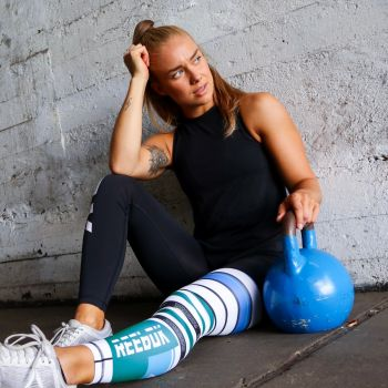 Workout Ready Meet You There Engineered Tights