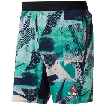 CrossFit Games Speed Shorts Herre - Grønn