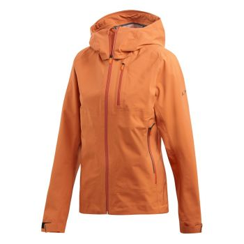 Parley Three-Layer Jakke Dame - Orange