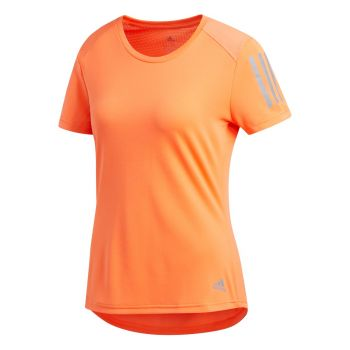 Own The Run T-skjorte Dame - Orange