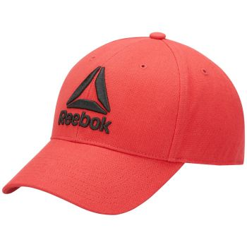 Active Enhanced Baseball Caps - Rød