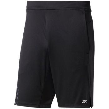 Knit Shorts Herre - Sort