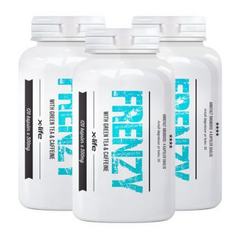 Frenzy Fat Loss - 120 kapsler x 3
