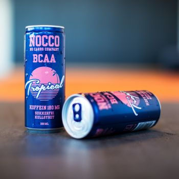 NOCCO BCAA 330 ml x 24 - Tropical
