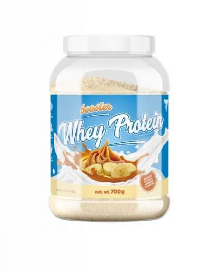 Booster Whey Protein 700g - Peanut butter banana