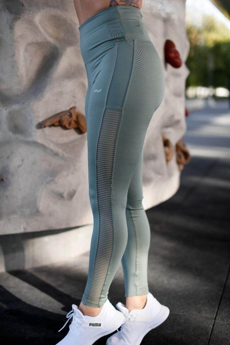 5ce67eeee Miko Tights - Grønn