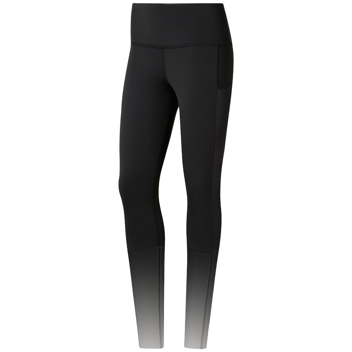 3eee3fdb Reebok Y Ombre Tight - Sort - se pris | X-Life.no