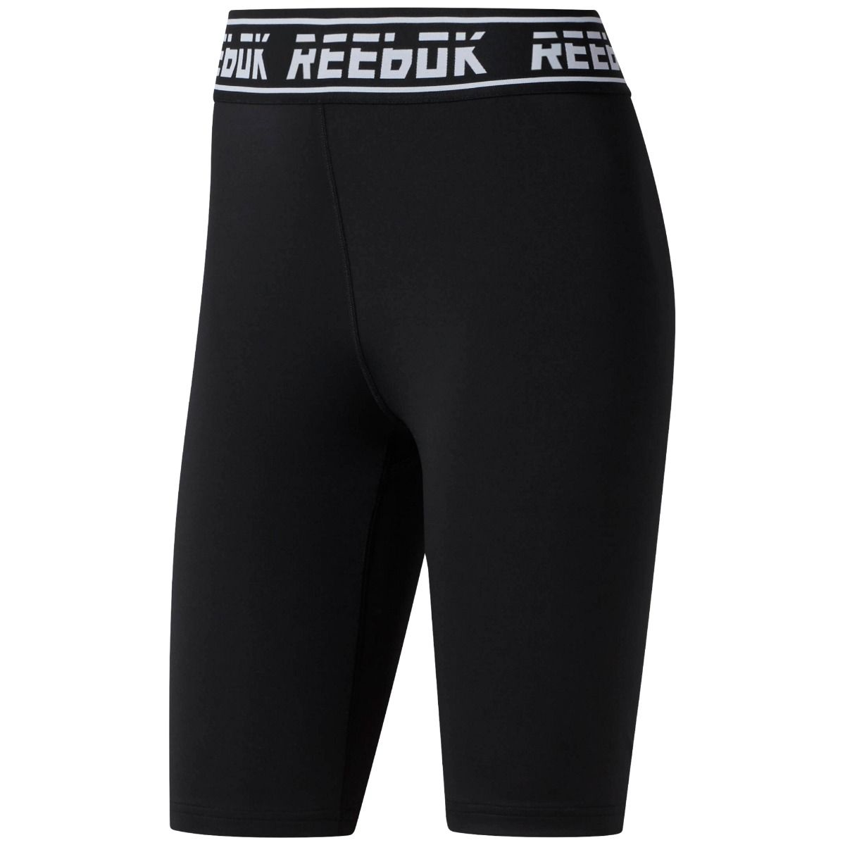 55f7a3a9 Reebok Workout Ready Meet You There Fitted Shorts - Sort | X-life.no
