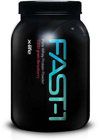 FAST-1 Pure Whey Protein 1 kg